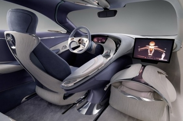 Apple электромобиль салон