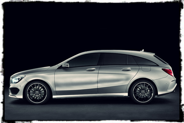 универсал Mercedes-Benz CLA Shooting Brake